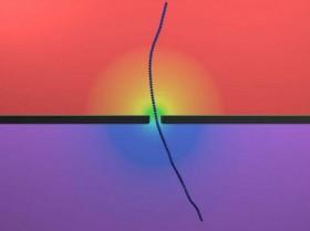 Araştırmacılar nanopor fiziğini açığa çıkartmak için virüs kullanıyorlar